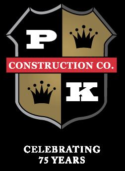 Pete King Construction Logo