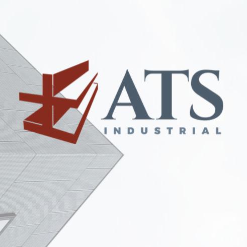 ATS Industrial dba ATS Construction Logo