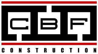 CBF Construction Logo