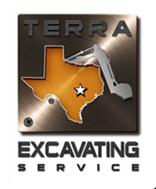 Terra Excavating Concrete & Construction Logo