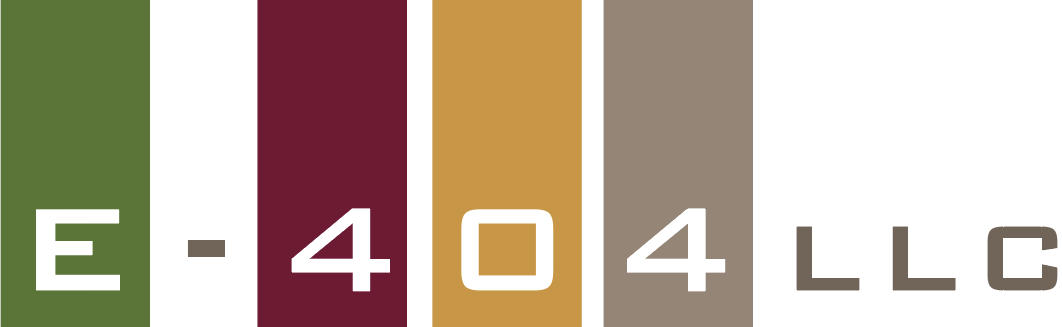 E-404 Construction-logo