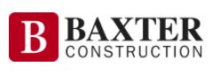Baxter Construction (IA)-logo