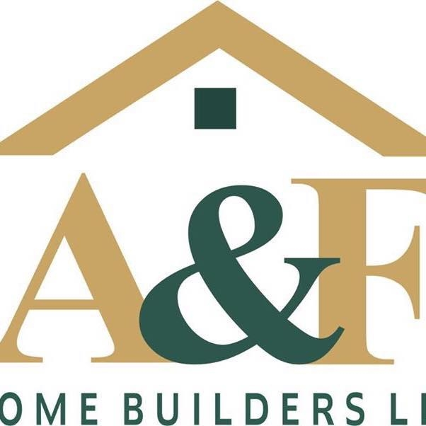 A & F Home Builders-logo