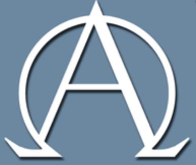 Alpha Glass and Mirror Company Logo