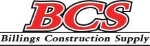 Billings Construction Supply-logo