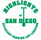 Highlights of San Diego Logo