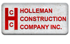 Holleman Construction Company Inc. Logo