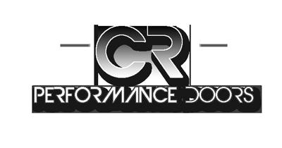 CR Performance Doors-logo