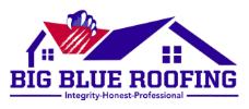 Big Blue Roofing-logo