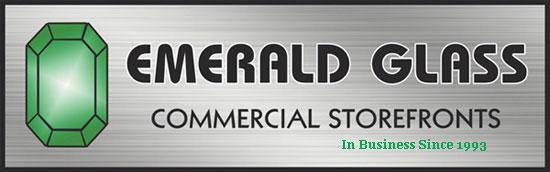 Emerald Glass Company Logo