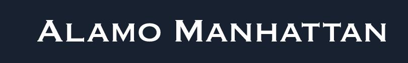 Alamo Manhattan-logo