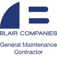 Blair General Maintenance Contractors Logo
