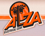 Alza Electrical Corp-logo