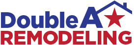 Double A Remodeling-logo