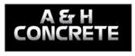 A & H Concrete-logo