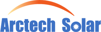 Arctech Solar Logo
