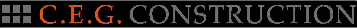 C.E.G. Construction-logo