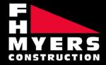 FH Myers Construction Logo