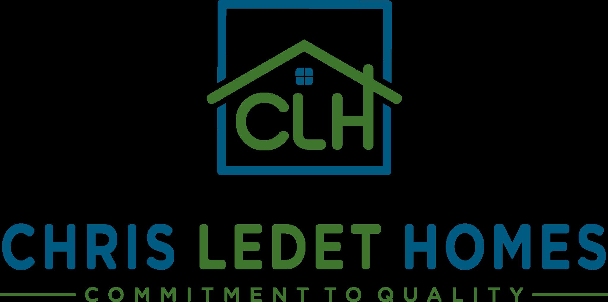 Chris Ledet Homes-logo