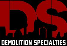 Demolition Specialties  Logo