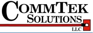 CommTek Solutions LLC-logo