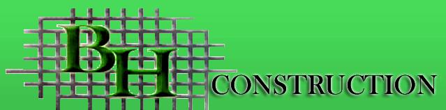 BH Construction Logo