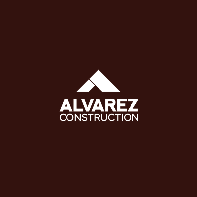 Alvarez Construction Logo