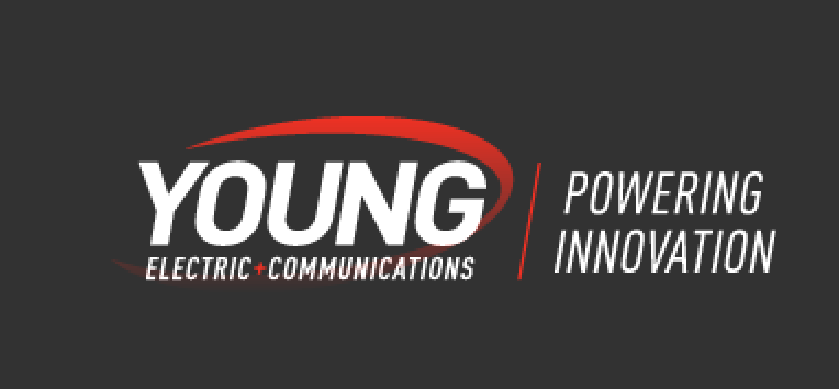 Young Electric + Communications-logo