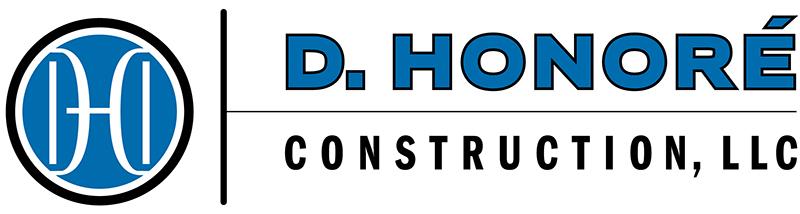 D Honoré Construction-logo
