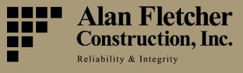 Alan Fletcher Construction-logo