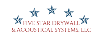 Five Star Drywall & Acoustical Systems Logo