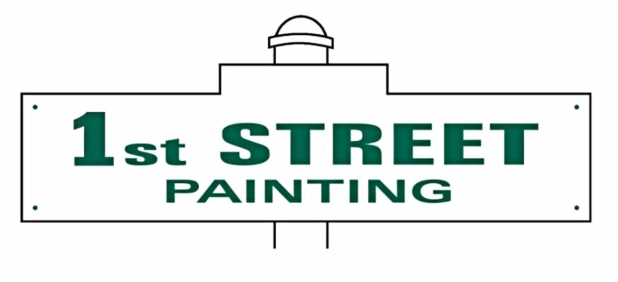 1st Street Painting-logo