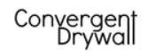 Convergent Drywall Logo