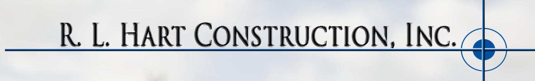 R.L. Hart Construction Logo