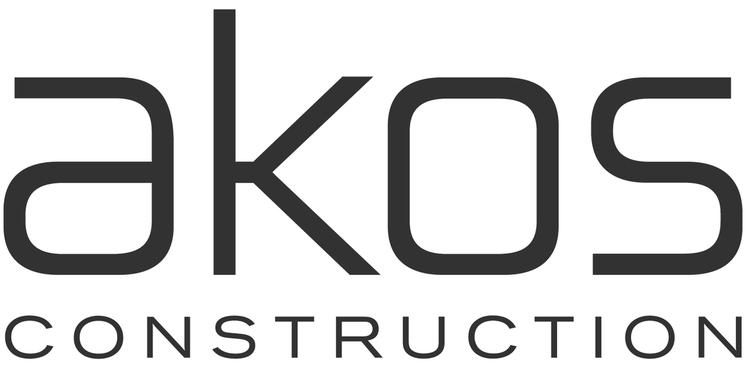 Akos Construction Logo