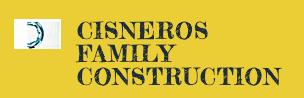 Cisneros Family Construction Logo