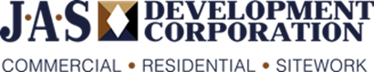 JAS Development Corporation Logo