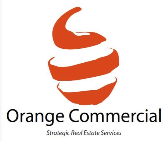 Orange Commercial Real Estate Logo