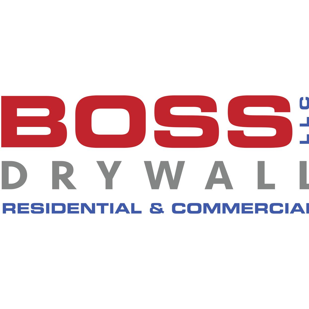 Boss Drywall Logo