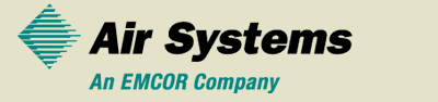 Air Systems Inc, an EMCOR Company-logo