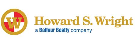 Howard S. Wright Construction (a Balfour Beatty Company) Logo