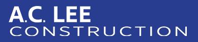 A.C. Lee Construction-logo