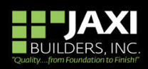 Jaxi Builders  Logo