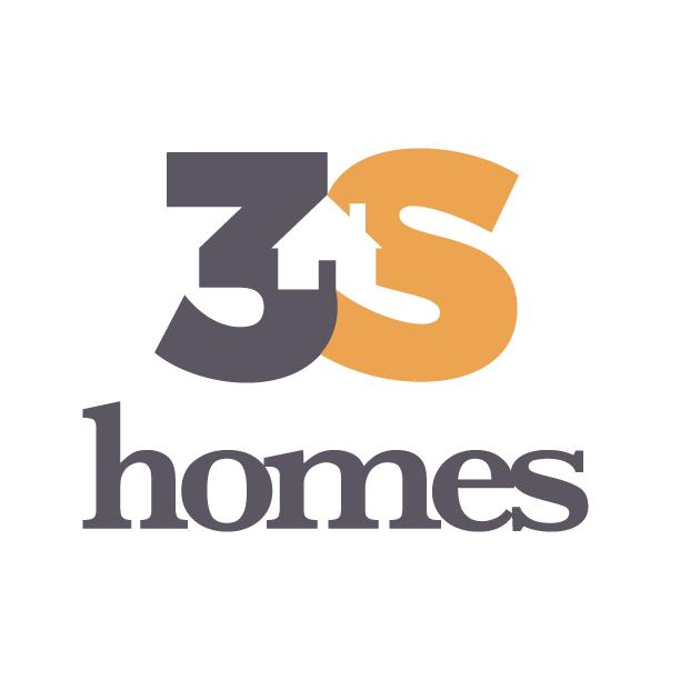 3S Homes-logo