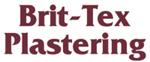 Brit-Tex Plastering Logo