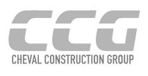 Cheval Construction Group Logo