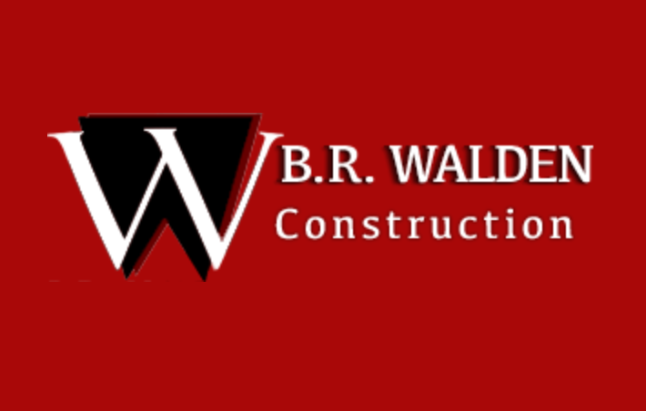 B.R. Walden Construction-logo