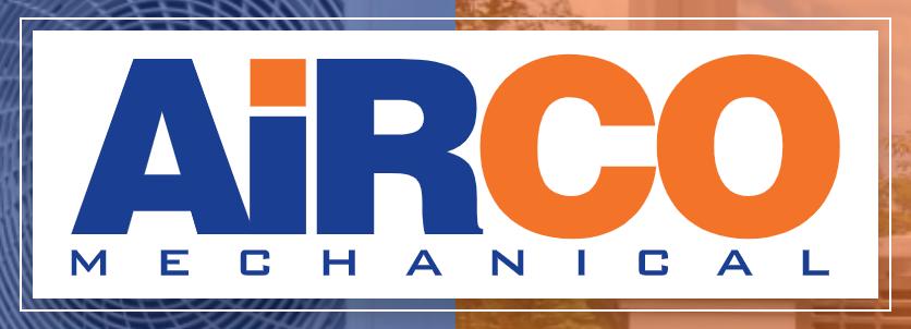Airco Mechanical (TX) Logo
