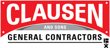 Clausen and Sons General Contractors-logo