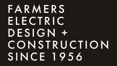 Farmers Electric Design & Construction-logo
